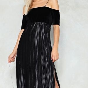 Nasty Gal gown